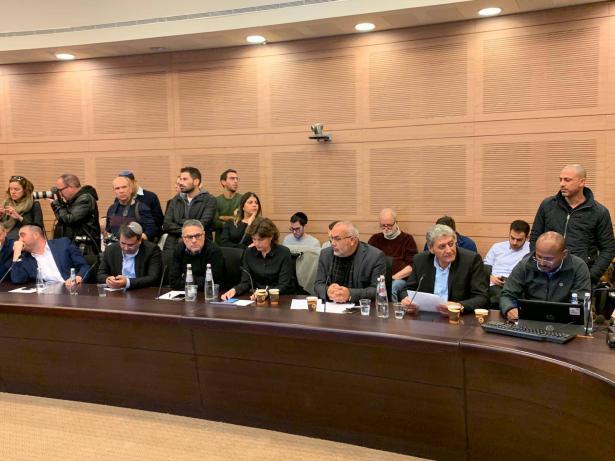 إقرار تشكيل لجنة كنيست بهدف بحث طلب نتنياهو منحه الحصانة ضد محاكمته