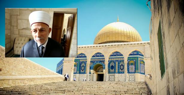 بحجة عدم منع المصلين من أداء صلاة الجمعة: مخالفة رئيس مجلس الأوقاف في القدس 5 آلاف شيكل