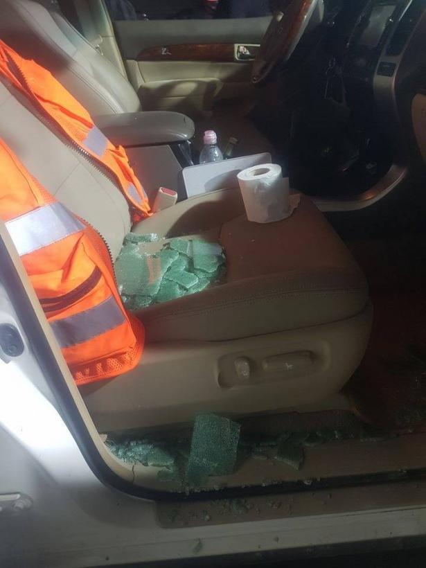 العنف يتجدد في قلنسوة: مستشار بلدية قلنسوة ينجو بأعجوبة من محاولة استهدافه