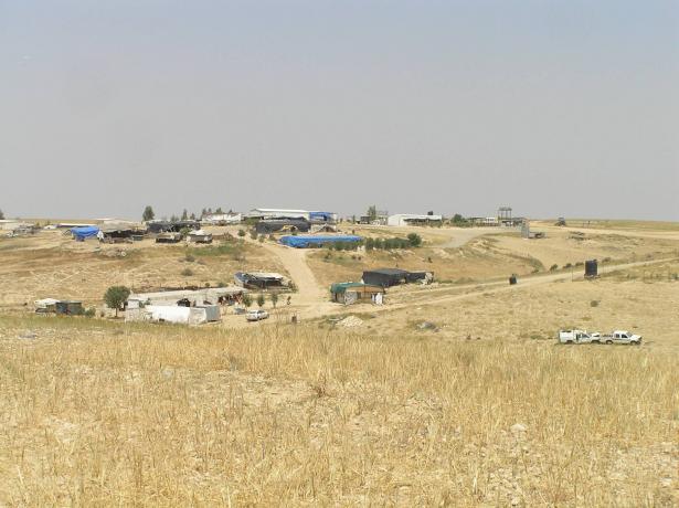 مواطنو القرى غير المعترف بها في النقب، بين صعوبات الحياة ومخاطر انتشار الكورونا