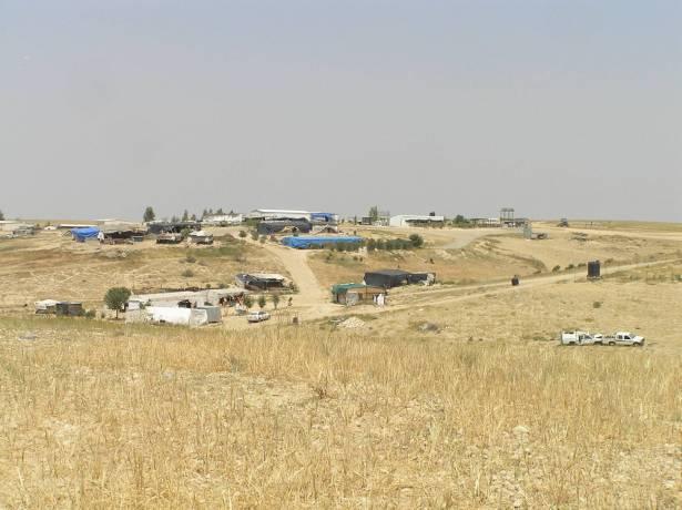 القرى غير المعترف في النقب تخلو من اي اصابة بفيروس كورونا