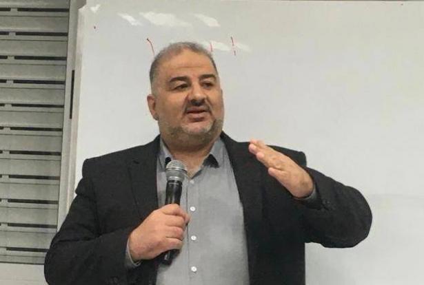 النائب د. منصور عباس يدعو لتشكيل لجان حراسة ردًّا على