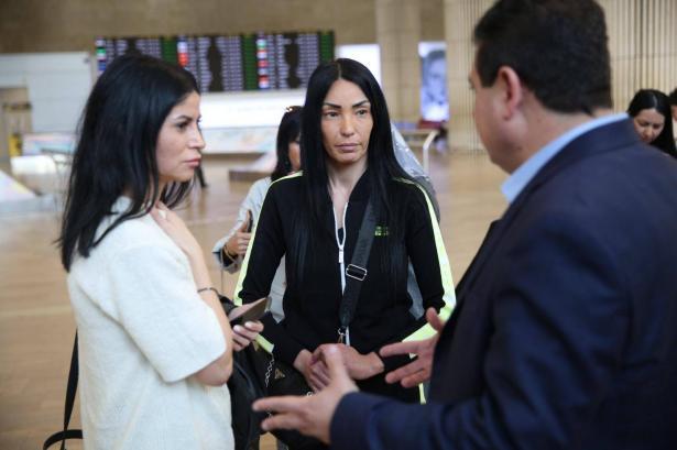 الماظة جشي من حيفا تروي للشمس تفاصيل وخلفية اعتقالها في تركيا