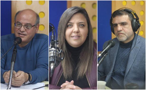 بيبي نتنياهو وغانتس وحزب العمل في حملة إعلامية للحصول على أصوات المجتمع العربي