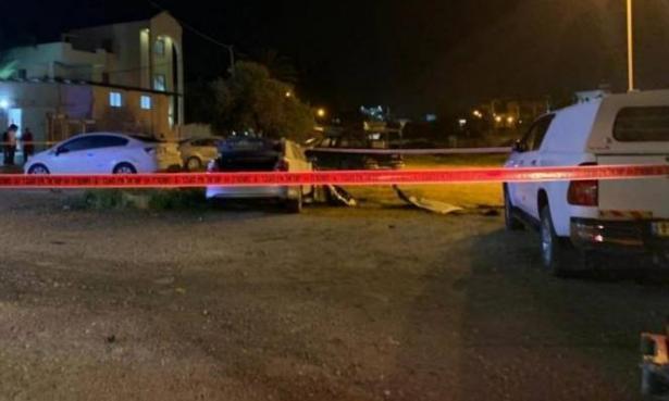 الطيرة: انفجار داخل سيارة وإصابة شخصين