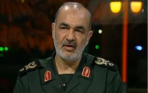 الحرس الثوري الإيراني يهدد السفن الحربية الأميركية
