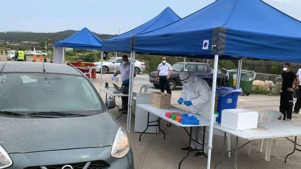 وزارة الصحة الاسرائيلية: 46 وفاة و8018 إصابة جراء كورونا في البلاد
