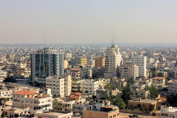 حماس تسلم داخلية غزة 1000 وحدة حجر صحيّ