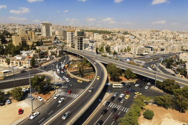 الأردن: الاستعانة بطائرات دون طيار لمراقبة حظر التجول