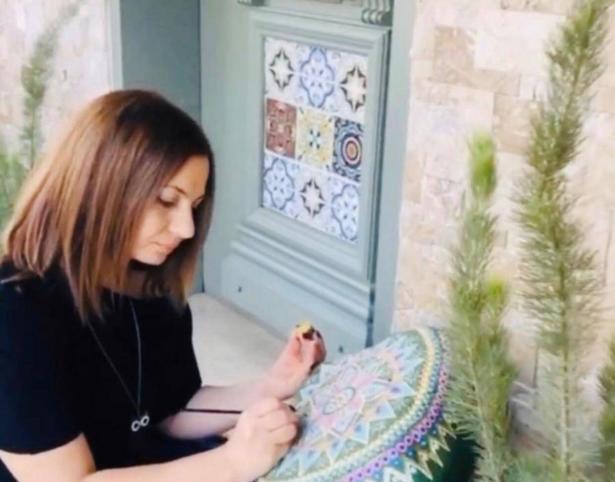 مشروع حكاية حجر: ورشات فنية في فترة الحجر