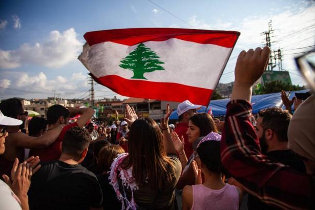لبنان : احتجاجات شعبية للتنديد بغلاء الأسعار والتلاعب بسعر صرف الدولار