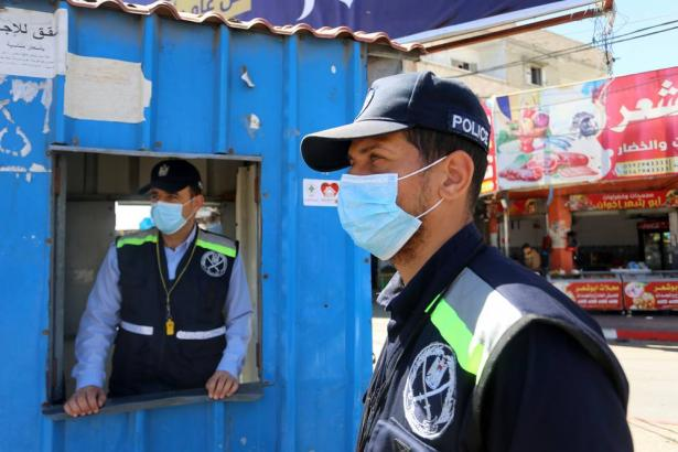 غزة:  تسجيل ثلاث إصابات جديدة بفيروس كورونا المستجد