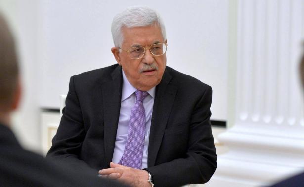 محمود عباس:  من الان فصاعدا  فلسطين في حل من جميع الاتفاقيات مع الولايات المتحدة