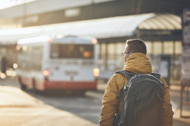 الغاء القيود على عدد المسافرين في المواصلات العامّة