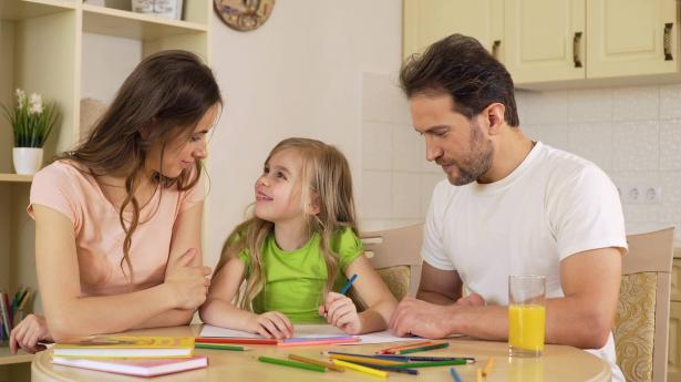 الوالدية المثالية..هل هي من عالم الخيال؟