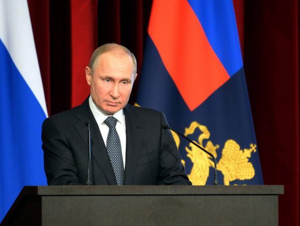 روسيا: إنشاء ممر معقم خاص لحماية الرئيس بوتين من فيروس كورونا