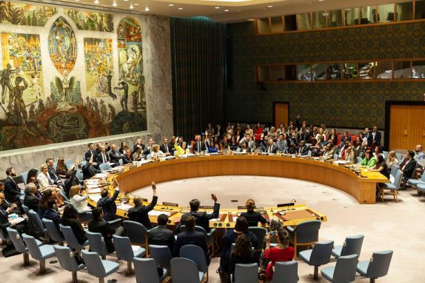 جلسة لمجلس الأمن الدولي في 24 حزيران حول المخططات الإسرائيلية وقرار الضم
