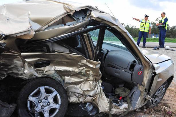 السلطة الوطنية للأمان على الطرق: 137 قتيلًا في حوادث الطرق منذ بداية العام