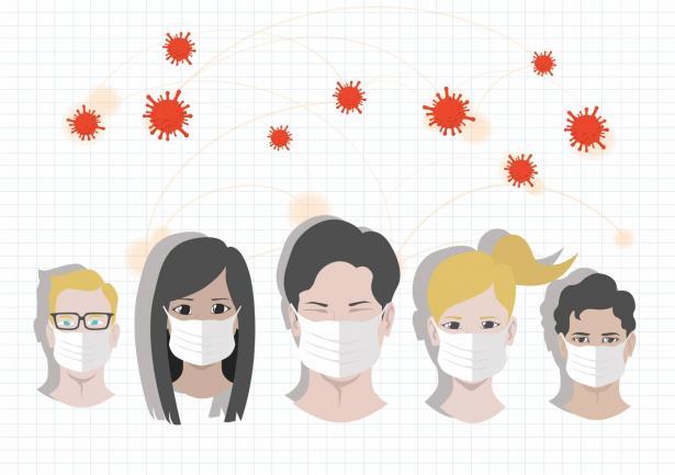 قلق كبير في المستشفيات خشية إقبال كبير لمصابي الكورونا