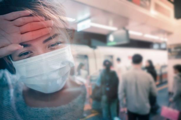 إصابات جديدة في العاصمة الصينية والعودة لفرض القيود واغلاق المدارس