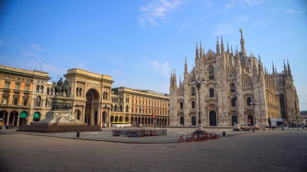 ايطاليا: تسجيل 65 حالة وفاة جديدة بفيروس كورونا
