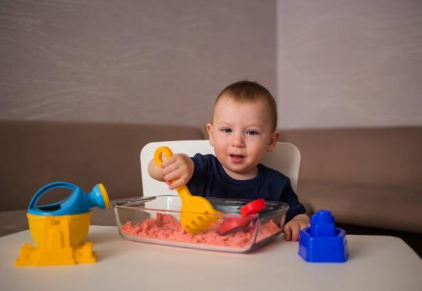 أهمية التطور الحسي والحركي للأطفال