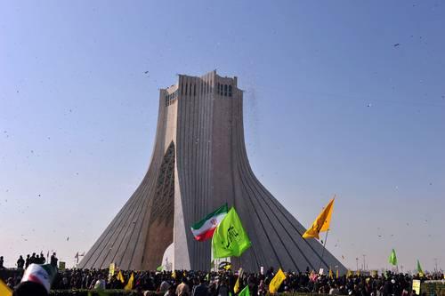 طهران : قرار الولايات المتحدة وضع حد للإعفاءات من العقوبات المفروضة على إيران بشأن برنامجها النووي هو
