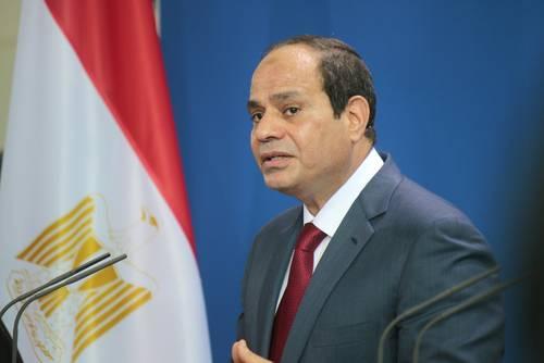 الرئيس المصري يحذر