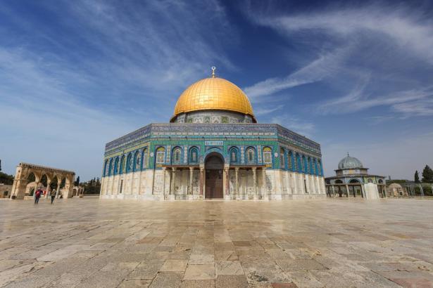 فتح المسجد الأقصى المبارك أمام المصلين بعد عيد الفطر السعيد