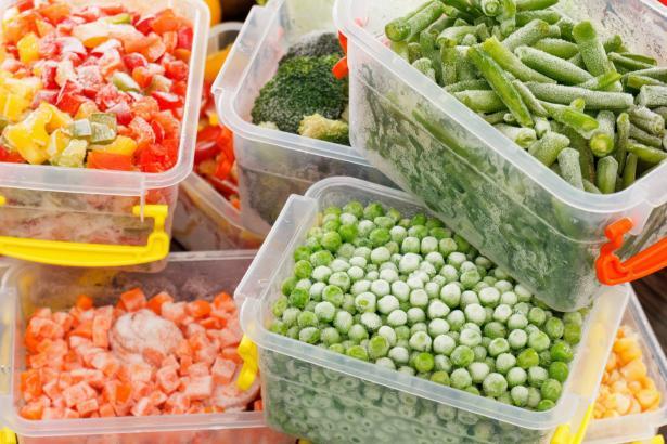 الطعام المعلب والطعام المجمد | فوائد وأضرار