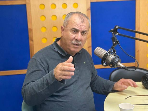 محمد بركة رئيس لجنة المتابعة: نقف الى جانب الشعب اللبناني في مواجهة كارثة الانفجار