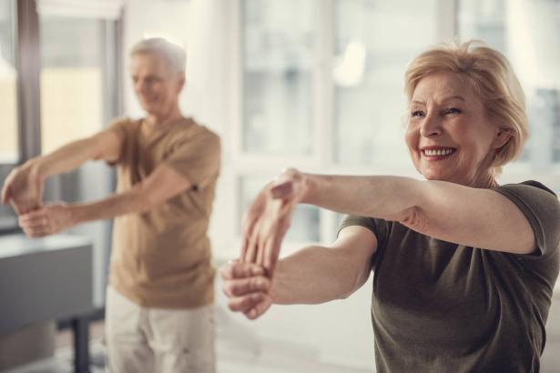 اللياقة البدنية بعد سن الـ50: مفاهيم خاطئة