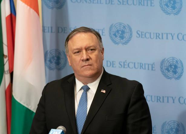وزير الخارجية الأمريكية مايك بومبيو ينهي جولته في الشرق الأوسط