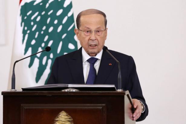 ميشال عون يكشف موقفه حول استعداد لبنان لصنع السلام مع اسرائيل