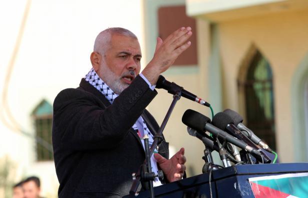 اسماعيل هنية: حماس تجري اتصالاتها مع العديد من الأطراف للوقوف مع أهل القطاع لمواجهة الوباء