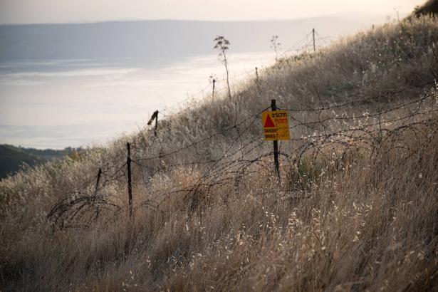 الجيش الإسرائيلي: سماع دوي إنفجارات قرب السياج الحدودي بين اسرائيل وسوريا