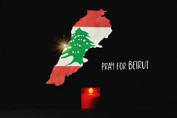 الصليب الأحمر اللبناني:  أكثر من مئة قتيل جراء الانفجار وكثير من الضحايا لا يزالون تحت الأنقاض