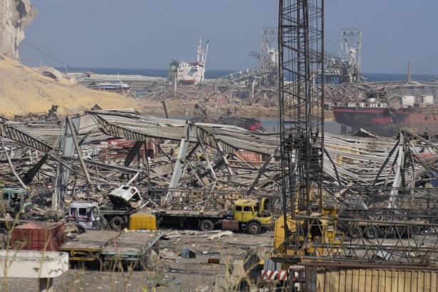 ارتفاع عدد قتلى انفجار مرفأ بيروت إلى 177