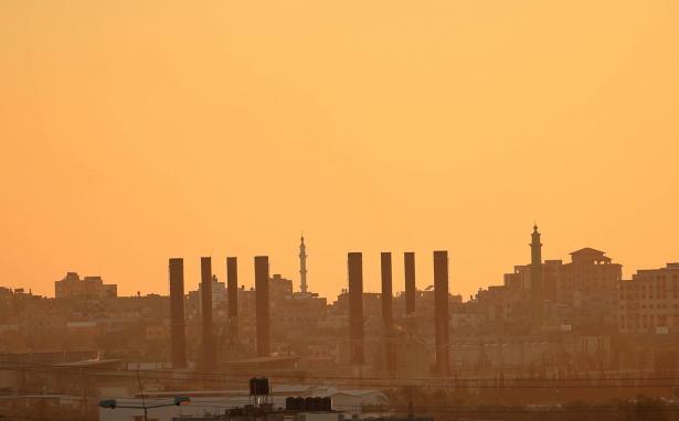 مصادر اسرائيلية: حرائق في منطقة تجمعات غلاف غزة