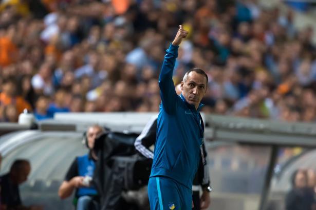 رسميًا: تعيين المدربُ اليونانيّ يورجوس دونيس مُدربًا لبطل دوري الدرجة العليا الاسرائيليّة مكابي تل أبيب