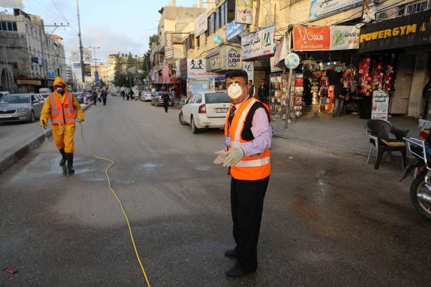 وزارة الداخلية غزة: نعيش مرحلة حساسة لا تحتمل مخالفة الاجراءات المفروضة