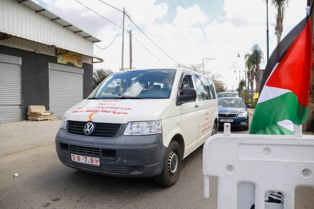 إصابة شاب بجروح خطيرة في حادث طرق قرب الضفة الغربية