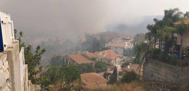 الاعلان عن الحريق كارثة طبيعية لا يضمن تعويض كامل للمتضررين