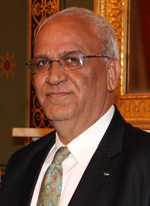 وفاة أمين سر اللجنة التنفيذية الدكتور صائب عريقات متاثرًا بإصابته بفيروس كورونا