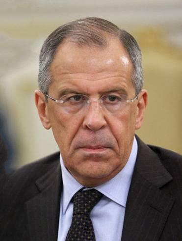 وزير الخارجية الروسي:
