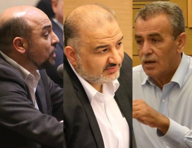 مسعود غنايم ود. جمال زحالقة يعلقان على تصريحات النائب منصور عبّاس!