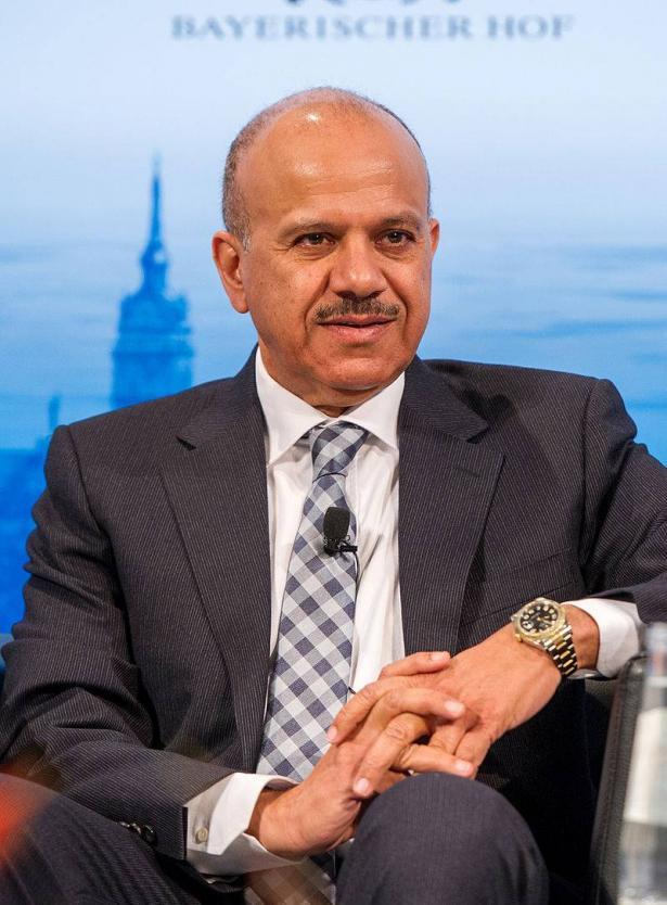 وزير الخارجية البحريني العزياني