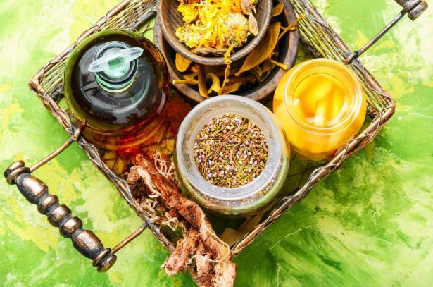 أعشاب طبيعية تساعد على خفض ضغط الدم المرتفع!