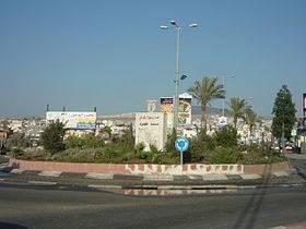 اطلاق النار على مبنى بلدية طمرة ووضع قذيفة صاروخية على مدخل قسم الجباية