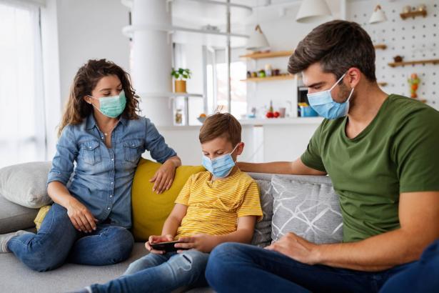 كيف أثر جائحة كورونا على الأطفال في 2020؟